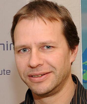 Seniorrådgiver Gunnar Nossum byr på både evaluering og praktiske råd om skolemat. (Foto: Trøndelag Forskning og Utvikling)