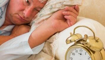 Hvorfor står eldre mennesker tidlig opp?