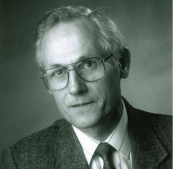 Et passbilde av Lars Haarr som forsket på DNA i samme miljø som Kjell Kleppe ved universitetet i Bergen.