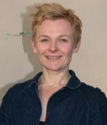Marianne Hansen. (Foto: Norunn K. Torheim)