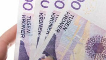 Studien viser at norsk bistand var høyere til land som eksporterer olje. iStockphoto