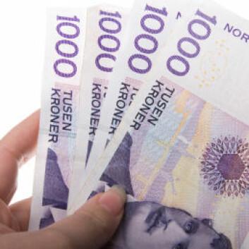 Studien viser at norsk bistand var høyere til land som eksporterer olje. (Foto: iStockphoto)