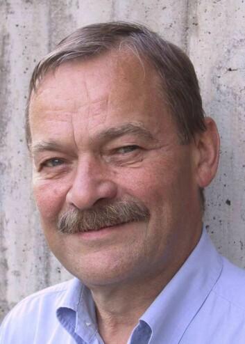 Sten-Erik Clausen er forsker på NOVA, Norsk institutt for forskning om oppvekst, velferd og aldring. (Foto: NOVA)