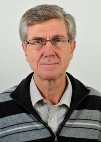 Knut Heidar (Foto: UiO)