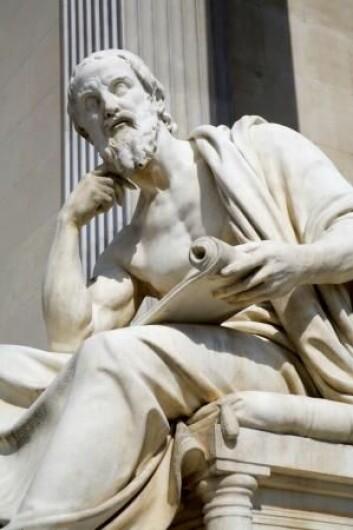 Filosofene har gjennom tiden kommet med mange forskjellige definisjoner av hva bevissthet er. Ofte har definisjonene vært basert på subjektivitet og evnen til å oppleve eller føle. (Foto: Colourbox)