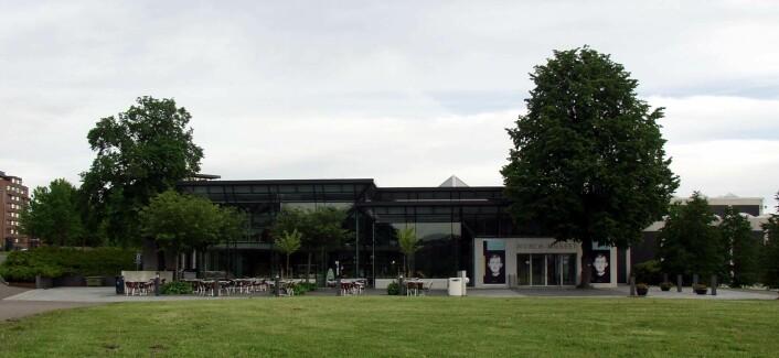 Munchmuseet på Tøyen. (Foto: Hav Eiendom)