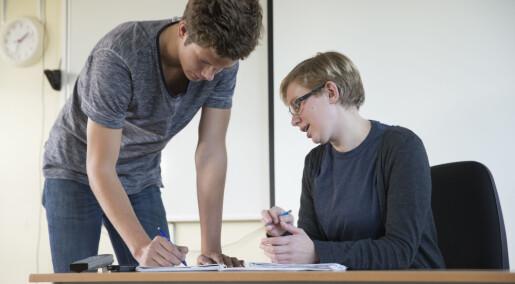 Engasjerte lærere blir oftere stressa