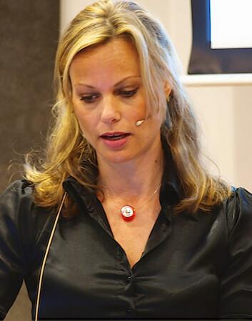 Vibeke Kløvstad. (Foto: John Erling Blad/Wikimedia Commons)