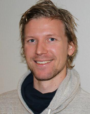 Forsker Espen Brudal. (Foto: NMBU)