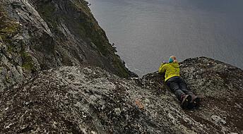 Forskarar fann ukjend fjellskred i Finnmark