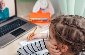 Heimeskulen under lockdown: Stor variasjon og dårlegare opplæring