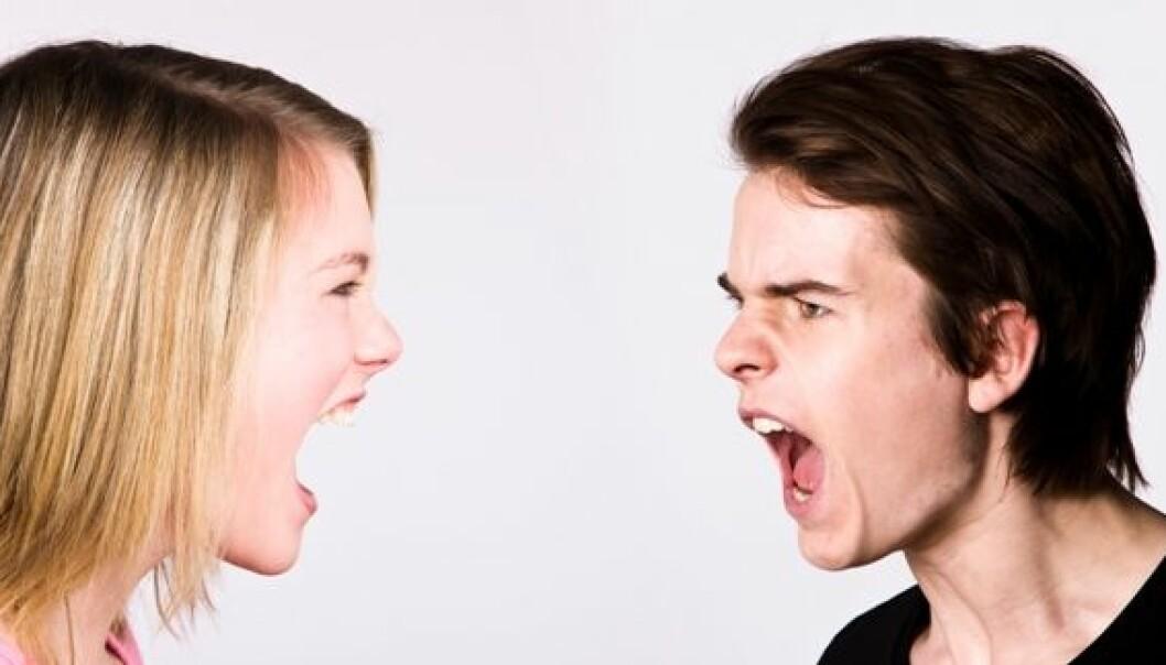 Internettet får i en amerikansk studie en del av skylda for at meningene våre drar i hver sin retning. (Illustrasjonsfoto: www.colourbox.no)