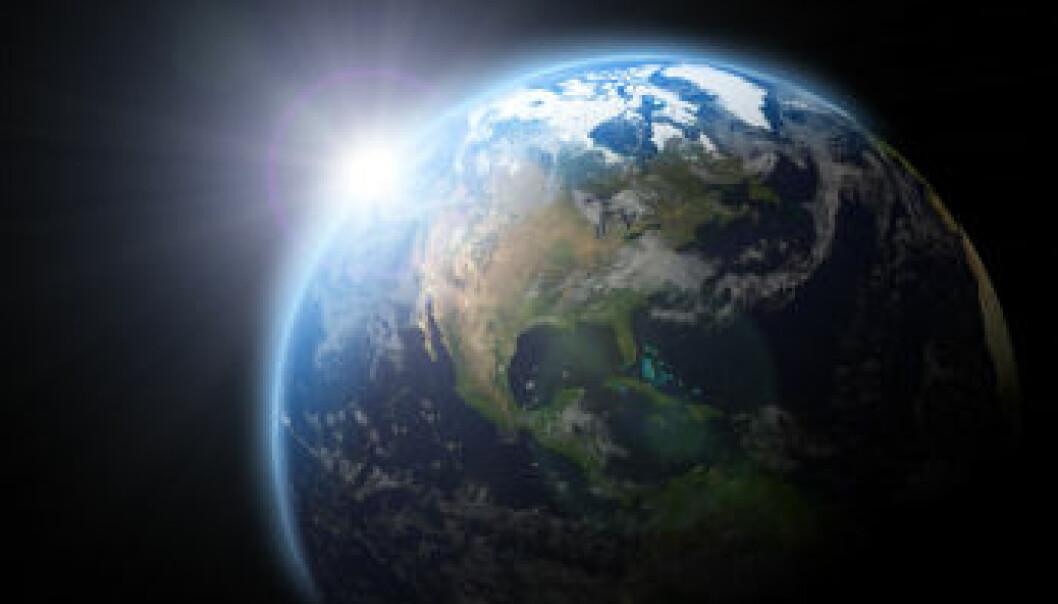 (Illustrasjon: NASA/iStockphoto)