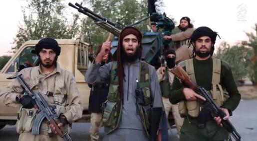Hvorfor gråter jihadister?