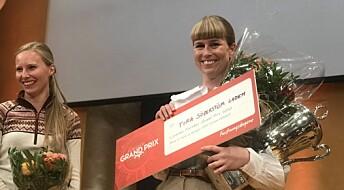Musikkterapeut til topps i Forsker Grand Prix i Bergen