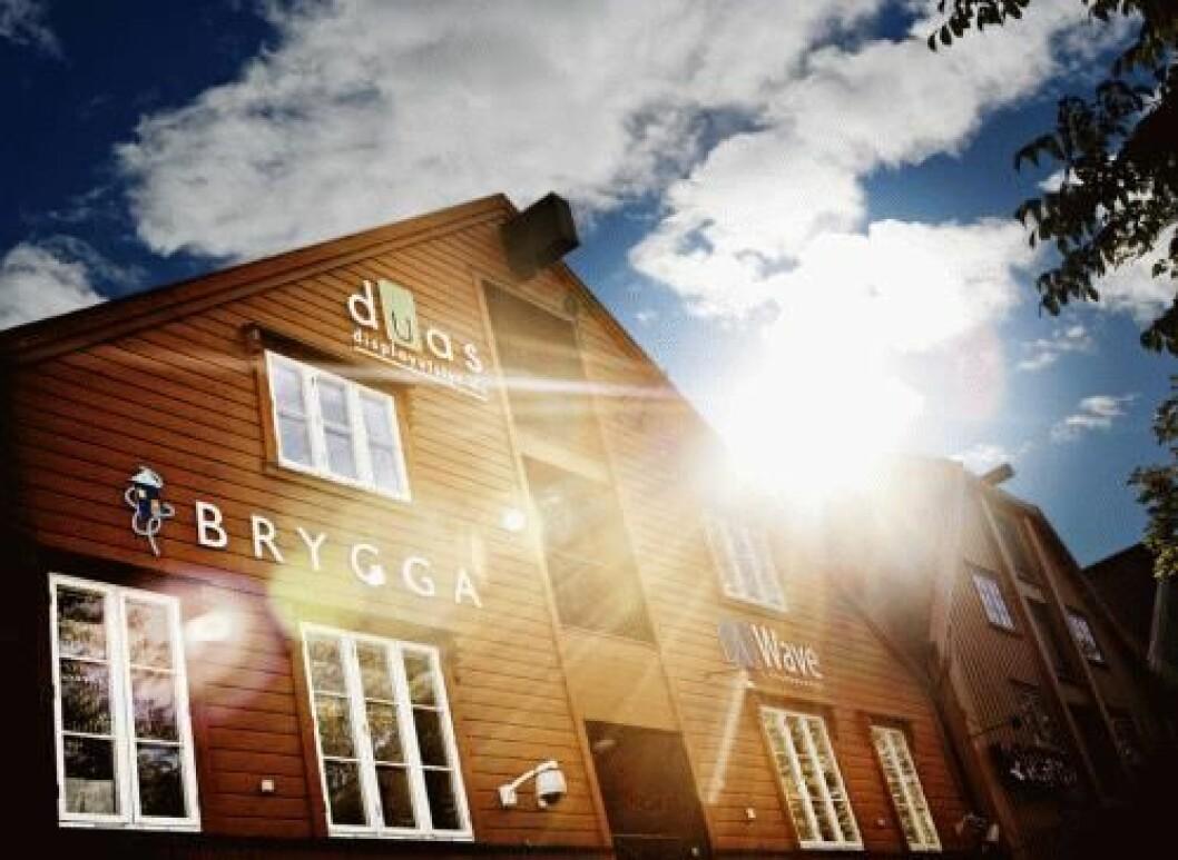 Brygga er et tilbud for personer med en tidligere rusavhengighet fra 18 år og oppover. (Foto: Sintef)