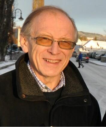 Jostein Holmen. (Foto: NTNU)