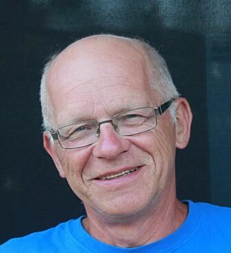 Trond Flægstad er professor i barnesykdommer og barnelege innen kreft ved UiT og UNN.