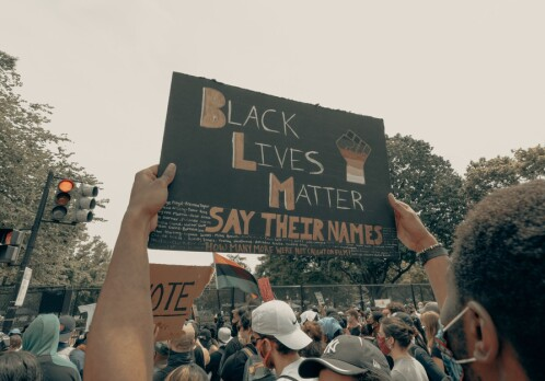 Black Lives Matter has put racial politics at the center of the US elections