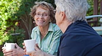 Eldre har blitt «yngre» siden 90-tallet, viser ny studie
