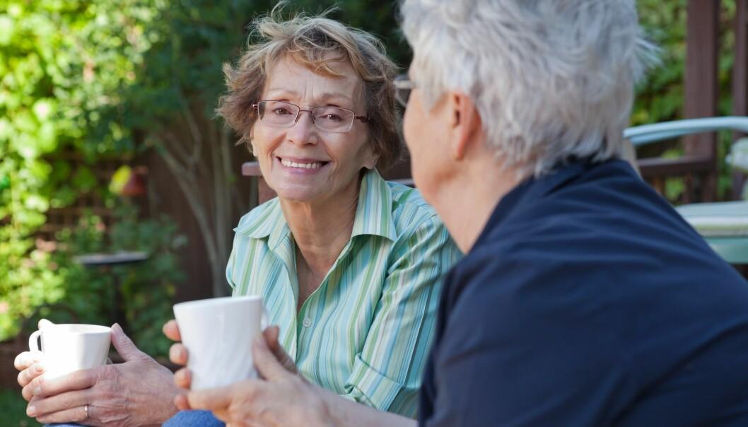 Flere studier tyder på at eldre i dag holder seg i fin form lenger enn før.