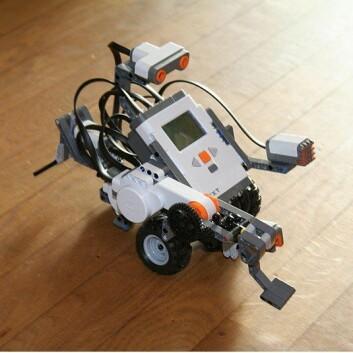 Lego Mindstorms har vært brukt som læringsverktøy i yrkesfag i flere år. (Foto: Wikimedia Commons)