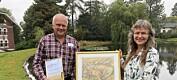 Per Anker Pedersen fekk Plantearvenprisen 2020