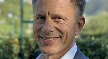 Robert Rastad blir ny universitetsdirektør på UiB