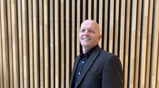 Gunnar Yttri blir ny rektor på HVL