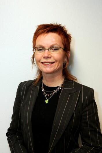 Berit Johansen (Foto: NTNU)