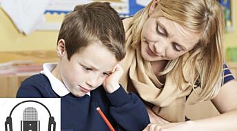 Vil ha samme tilbud til elever med dysleksi og lærevansker uansett hvor de bor i landet