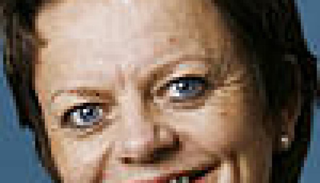 """""""Anne Kjersti Fahlvik"""""""