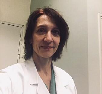 Risa Lonne-Hoffmann er gynekolog og forsker. Det betyr at hun behandler og forsker på sykdommer i underlivet til kvinner.