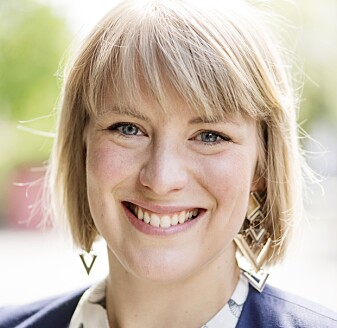 Kari Elisabeth Kaski er SV-politiker.