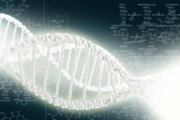 Kvar celle i kroppen inneheld 180 centimeter av livets molekyl. (Foto: Aleksandr Khakimullin /Colourbox)