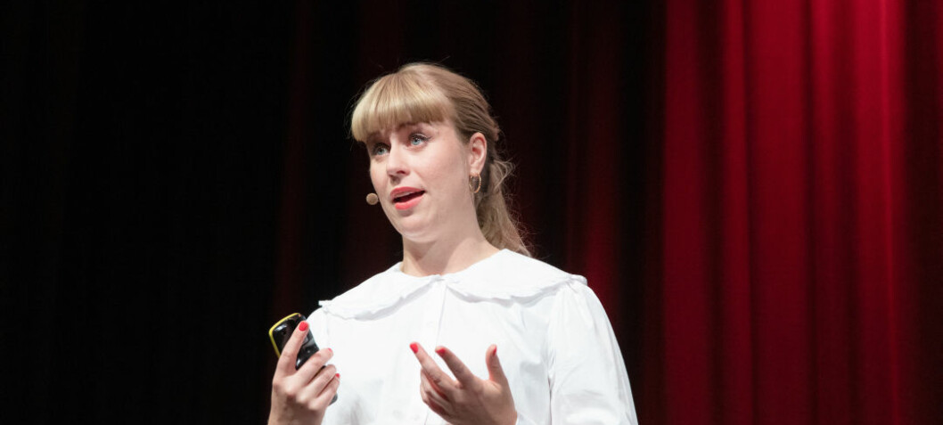 Tora Söderström Gaden vant Forsker Grand Prix 2020