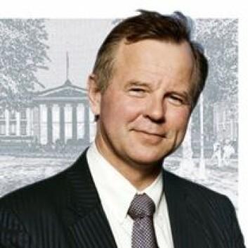 Ole Petter Ottersen (Foto: UiO)