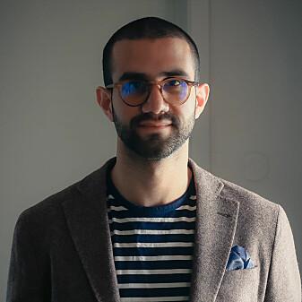 Sivilingeniør Shayan Dadman har utviklet et dataprogram som lærer seg å skape musikk.