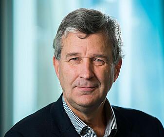 Professor Bernt Arild Bremdal har vært Dadmans hovedveileder under arbeidet med hovedoppgaven.