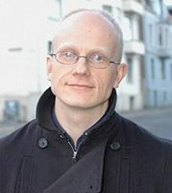Ole Jacob Madsen. (Foto: Åse Johanne Roti Dahl)