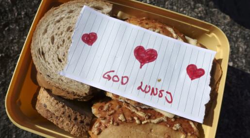 Elever foretrakk brødskiver framfor et varmt skolemåltid