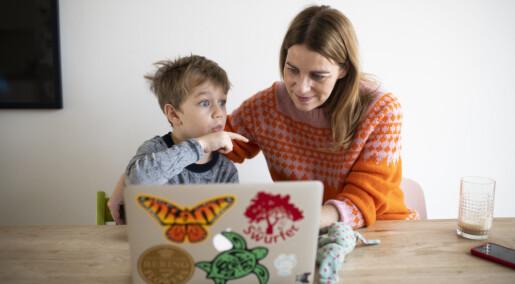 – For enkelte foreldre var koronatida ei gåve
