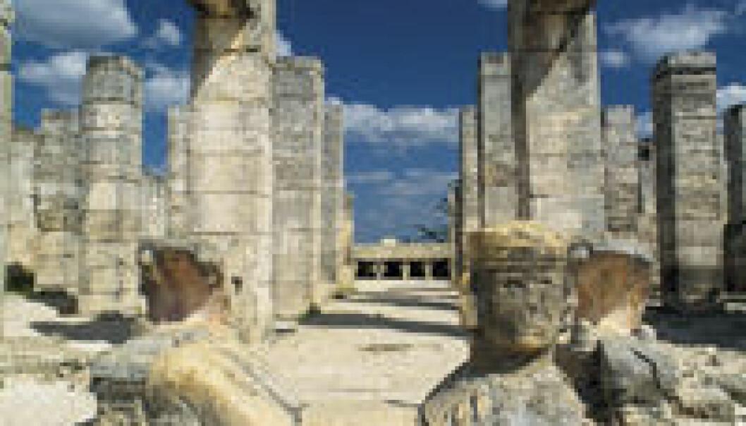 Tørket mayaene og Tangdynastiet ut?