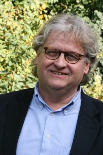 Karl Otto Ellefsen (Foto: AHO)