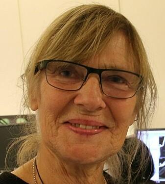 Professor Bente Gunnveig Berg ved Institutt for psykologi ved NTNU.