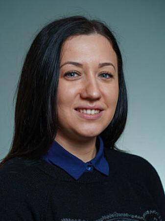 Forsker Amela Tulek ved Det odontologiske fakultetet.
