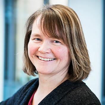 Anette Winger er stipendiat ved Institutt for sykepleie på HiOA. Foto: Sonja Balci/HiOA