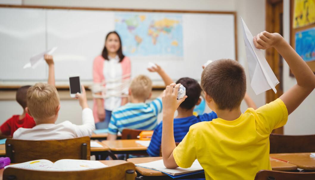 Bør vi kutte ut høstferien og heller gå på skole for å lære mer?