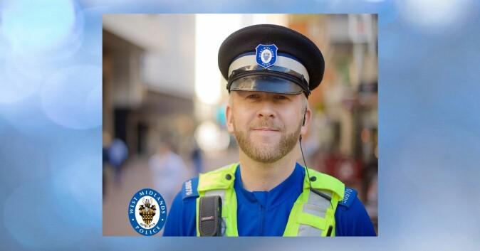 Politibetjenten Andy Pope har brukt evnen som supergjenkjenner til å peke ut tusenvis av mistenkte personer.