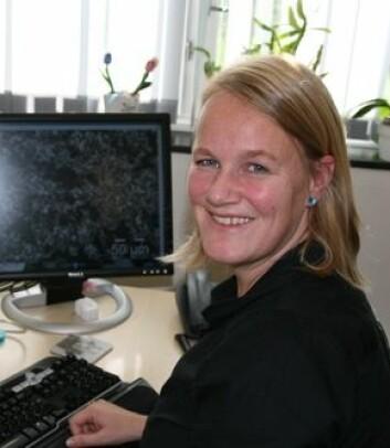 Anne Margrete Urdahl. (Foto: Norunn K. Torheim)